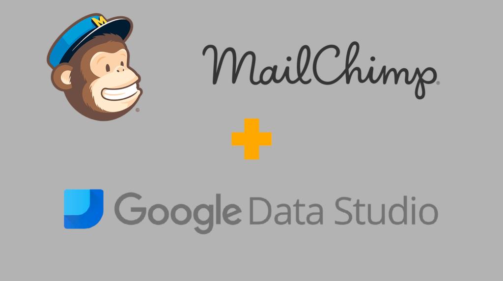 Sådan importeres mailchimp data til Google Data Studio