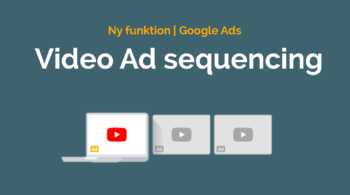 youtube sequencing video ad